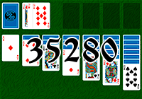 Solitaire №35280