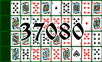 Solitaire №37080