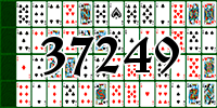 Solitaire №37249