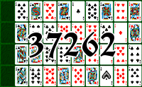 Solitaire №37262