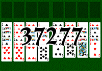 Solitaire №37277