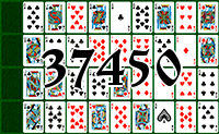 Solitaire №37450