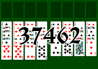 Solitaire №37462