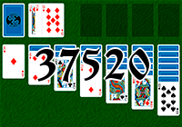 Solitaire №37520