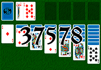 Solitaire №37578