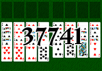 Solitaire №37741