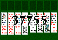 Solitaire №37755