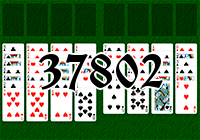 Solitaire №37802