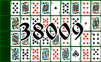 Solitaire №38009