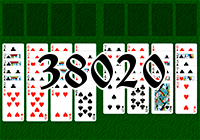 Solitaire №38020