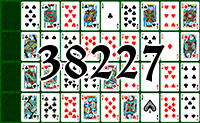 Solitaire №38227