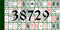 Solitaire №38729