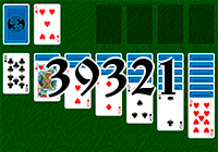 Solitaire №39321