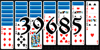 Solitaire №39685
