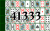 Solitaire №41333