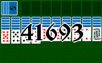 Solitaire №41693