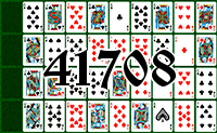 Solitaire №41708