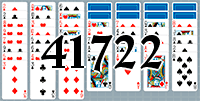 Solitaire №41722