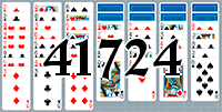 Solitaire №41724