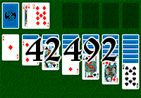 Solitaire №42492