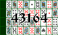 Solitaire №43164