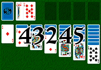 Solitaire №43245