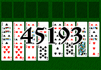 Solitaire №45193