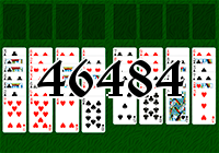Solitaire №46484
