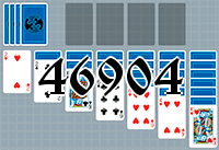 Solitaire №46904