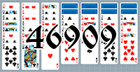 Solitaire №46909