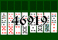 Solitaire №46919
