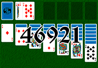 Solitaire №46921
