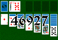 Solitaire №46927