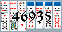 Solitaire №46935