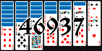 Solitaire №46937