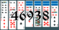 Solitaire №46938