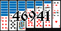 Solitaire №46941
