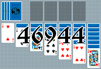 Solitaire №46944