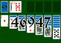 Solitaire №46947