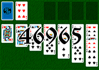 Solitaire №46965