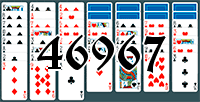 Solitaire №46967