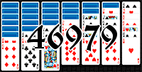 Solitaire №46979