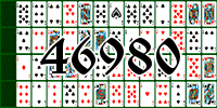 Solitaire №46980