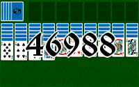 Solitaire №46988