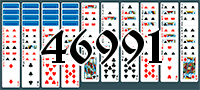 Solitaire №46991