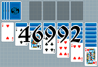 Solitaire №46992