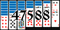 Solitaire №47588