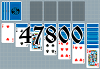 Solitaire №47800