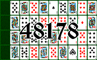 Solitaire №48178