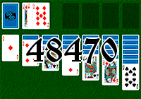 Solitaire №48470